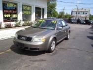 2003 Audi A6 4.2 quattro