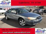2000 Ford Taurus SES