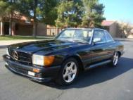 1984 Mercedes-Benz 380-Class 380SL