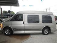 2000 Chevrolet Express Cargo Van W/YF7
