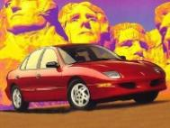 1999 Pontiac Sunfire SE