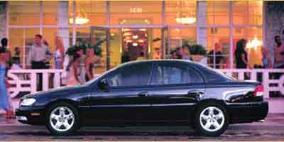 2000 Cadillac Catera 4dr Sdn