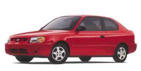 2002 Hyundai Accent L