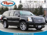 2008 Cadillac Escalade ESV Platinum Edition