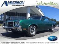 1972 Oldsmobile Cutlass 2 DR