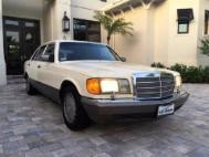 1987 Mercedes-Benz 420-Class 420SEL