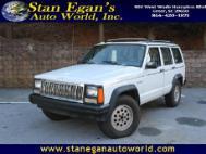 1992 Jeep Cherokee Sport