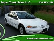 1996 Plymouth Breeze Base