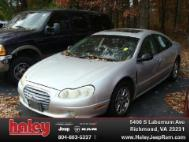 2001 Chrysler LHS Base