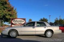 2008 Mercury Grand Marquis GS