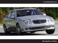 2006 Mercedes-Benz E-Class E320 CDI