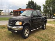 2003 Ford F-150 SuperCrew 4WD