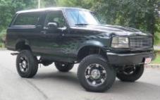 1990 Ford Bronco Custom