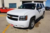 2012 Chevrolet Tahoe Special Service