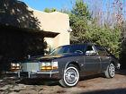 1980 Cadillac Seville Elegante Sedan 4-Door