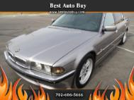 1996 BMW 7 Series 750iL