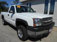 2003 Chevrolet Silverado 2500HD Base