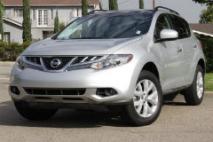 2012 Nissan Murano SV