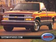 1994 Chevrolet C/K 1500 Cheyenne