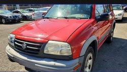 2004 Suzuki Vitara LX