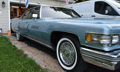 1976 Cadillac DeVille Luxury