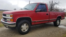 1997 Chevrolet C/K 1500 Reg. Cab 6.5-ft. Bed 4WD