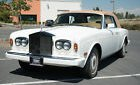 1988 Rolls-Royce Corniche No trim field