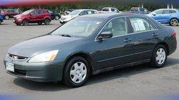 2005 Honda Accord LX
