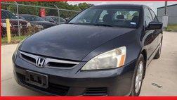 2006 Honda Accord EX w/Leather