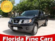 2017 Nissan Frontier King Cab S