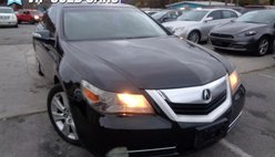 2009 Acura RL 4dr Sdn Tech/CMBS w/PAX (Natl)