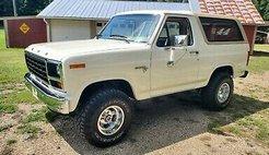 1980 Ford Bronco Custom