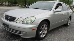 2004 Lexus GS 300 Base