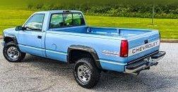 1997 Chevrolet C/K 2500 C2500 Silverado