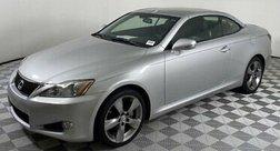 2010 Lexus IS 250C Base