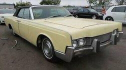1967 Lincoln Continental 1967 LINCOLN CONTINENTAL