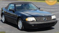 1997 Mercedes-Benz SL-Class SL 320