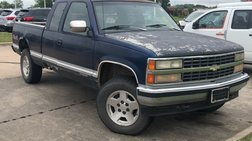 1993 Chevrolet C/K 1500 EXT. CAB 4WD