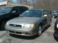 2003 Subaru Legacy 2.5 GT