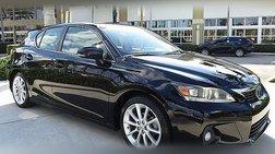 2012 Lexus CT 200h 200h