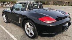 2011 Porsche Boxster Base