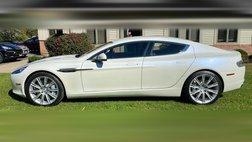 2011 Aston Martin Rapide 4dr Sdn Auto