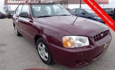 2001 Hyundai Accent GL