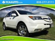 2007 Acura MDX SH-AWD w/Tech w/RES