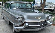 1956 Cadillac gray