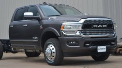 2019 Ram Ram Pickup 3500 Limited 4WD Crew Cab Chassis-Cab