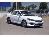 2017 Honda Accord LX w/Honda Sensing