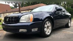 2005 Cadillac DeVille DTS