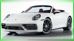 2022 Porsche 911 Carrera 4