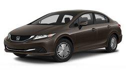 2014 Honda Civic HF